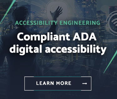 Accessibility Engineering - Digital Accessibility