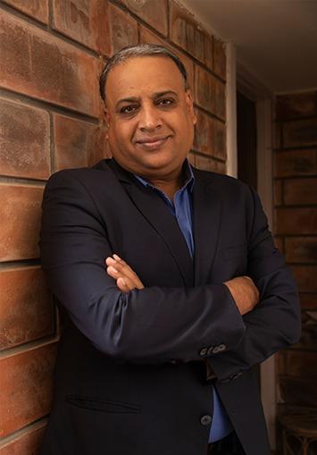 Krish Srikant